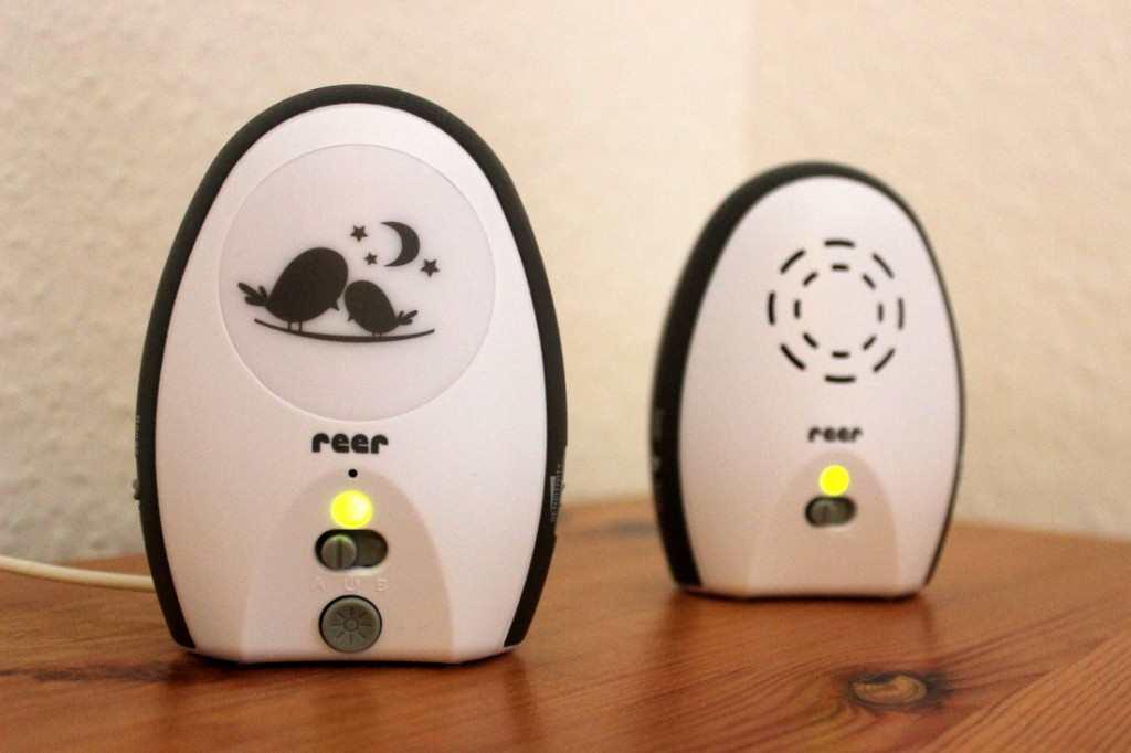 strahlungsarmes babyphone f r sichere n chte produktempfehlung. Black Bedroom Furniture Sets. Home Design Ideas