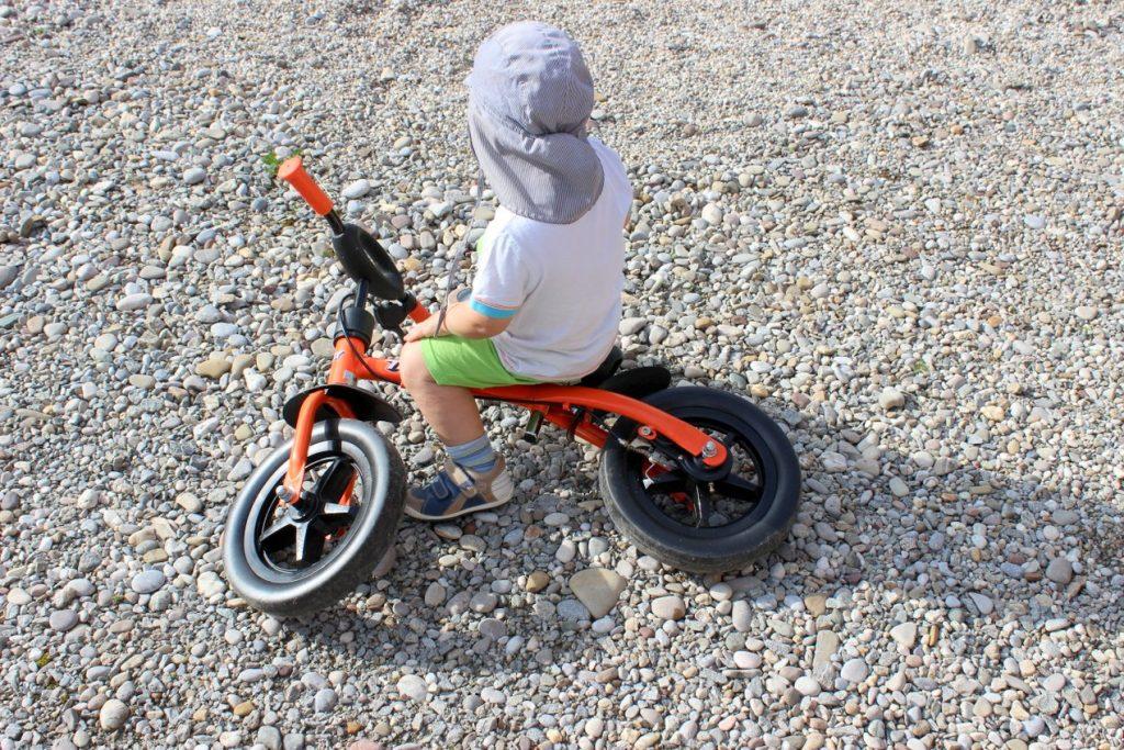 Das erste Laufrad: Ab wann Laufräder für Kinder geeignet sind