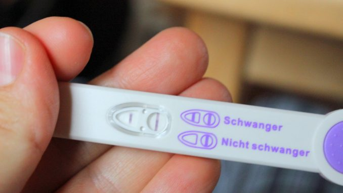 Schwangerschaftstest ab wann