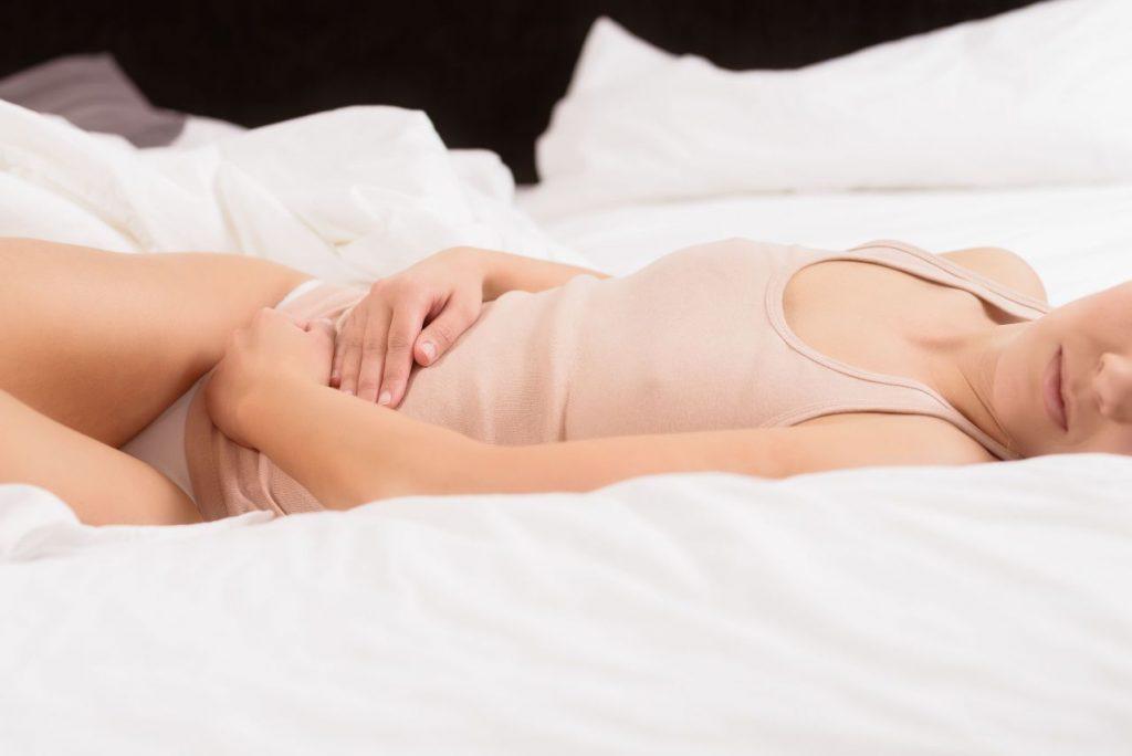 Mittelschmerz: Was tun bei starken Eisprung-Schmerzen?