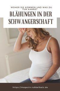 Blähungen in der Schwangerschaft: Was hilft gegen den Blähbauch?