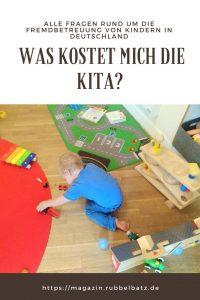 Kindergartenbeitrag: Was darf ein Kita-Platz kosten?