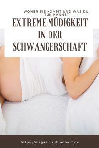 Tipps gegen extreme Müdigkeit in der Schwangerschaft: Was hilft und macht wieder fit?