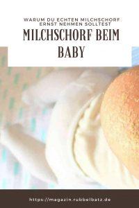Milchschorf beim Baby - Infos & Tipps zu Behandlung, Entfernung und Vorbeugung