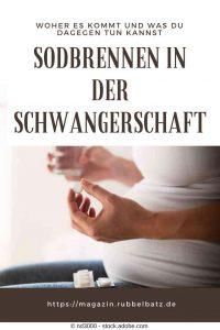 Sodbrennen in der Schwangerschaft: Ungefährliche Hausmittel und Tipps gegen nerviges Sodbrennen