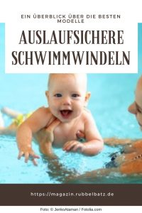 Auslaufsichere Schwimmwindeln: Die besten Modelle für Babys