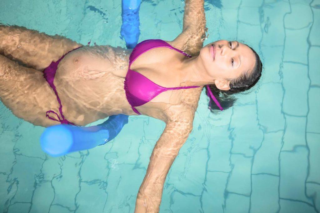 Ist Schwimmen in der Schwangerschaft gefährlich?