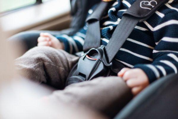 Kindersitz mit Isofix