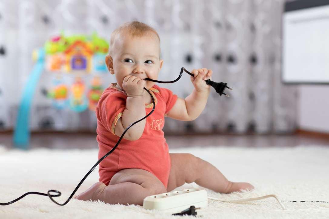 kinderzimmer sicher machen vor kabeln