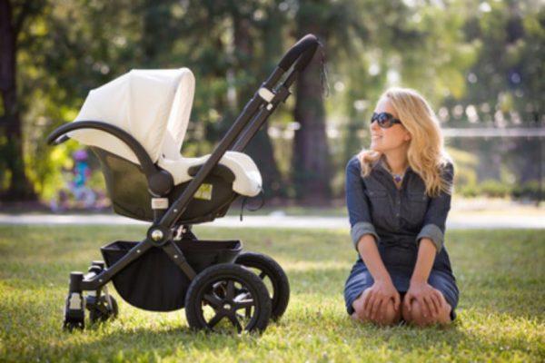Bester Kinderwagen für große Eltern