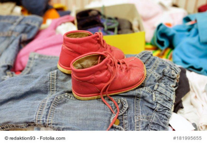Größentabelle Baby: Kleidung, Mützen, Schuhe, Socken