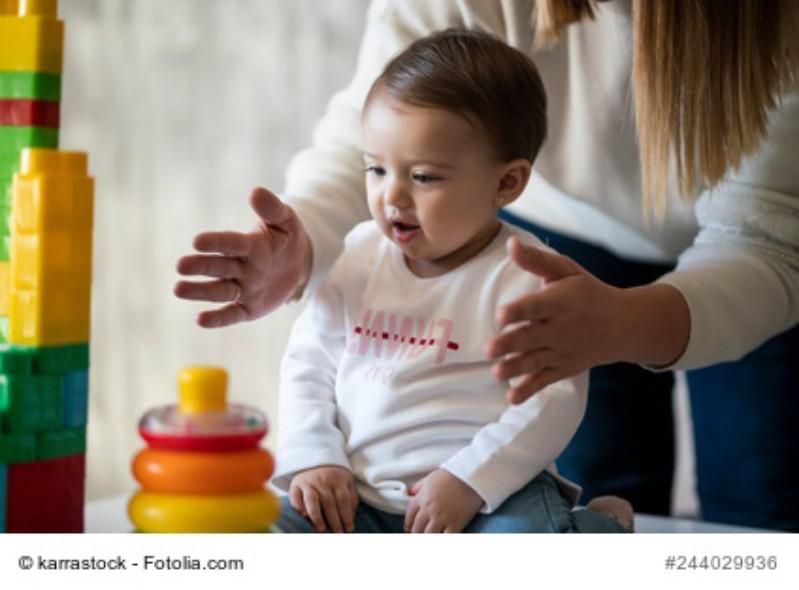 Wachstumsschub beim Baby