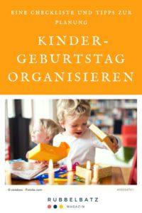 Kindergeburtstag feiern: Stressfrei Planen & Organisieren