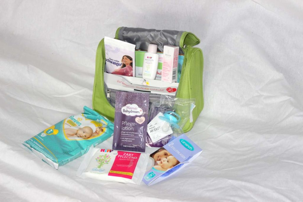 Gratisproben für Baby und Schwangere
