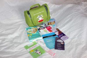 Rossmann Willkommensbox mit kostenlosen Baby-Gratisproben