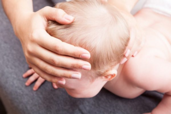 kopfumfang eines neugeborenen babys