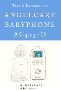 Angelcare Babyphone AC423-D: Test und Erfahrungen