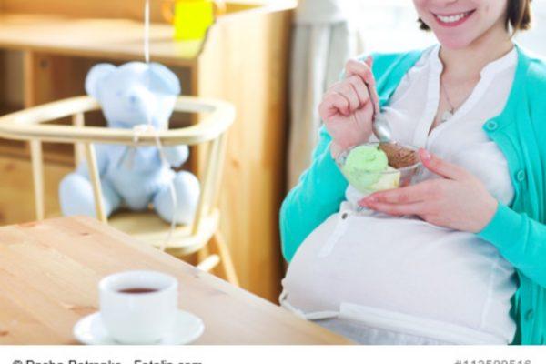 Darf man Eis essen in der Schwangerschaft?