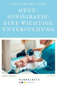Hüftsonographie: Wie wichtig ist das Hüftscreening für Babys und Säuglinge?