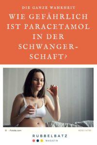 Ungewisse Studienlage: Ist Paracetamol ist in der Schwangerschaft doch schädlich?