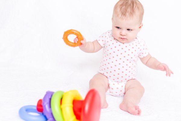 46 Wochen Schub beim Baby