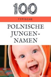 100 männliche Vornamen aus Polen