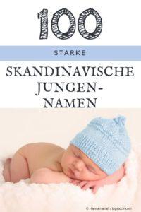 100 Skandinavische Vornamen für Jungs
