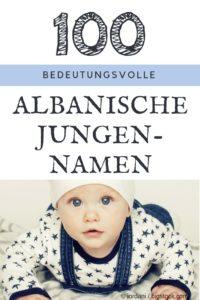 100 Albanische Vornamen für Jungs