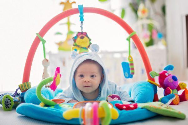 37 Wochen Schub beim Baby
