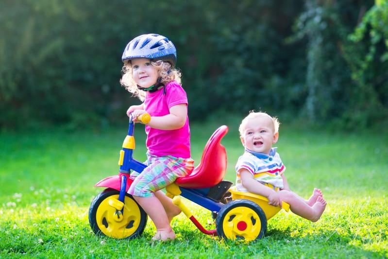 Dreirad im Test und Vergleich