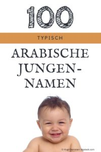 100 Arabische Vornamen für Jungs