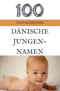 100 beliebte männliche Vornamen aus Dänemark