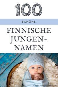 100 männliche Vornamen aus Finnland