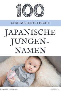 100 männliche Vornamen aus Japan