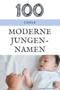 100 Coole und moderne Vornamen für Jungs