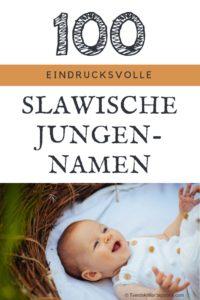 100 Slawische Vornamen für Jungs