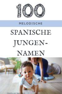 100 männliche Vornamen aus Spanien