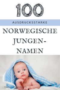 100 männliche Vornamen aus Norwegen
