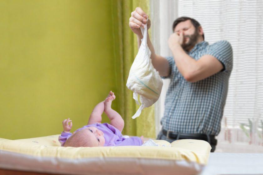 Stuhlgang Bei Babys Was Ist Normal Farbe Konsistenz