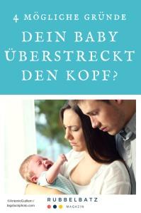 Baby Ueberstreckt Kopf