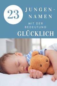 Jungennamen Gluecklich