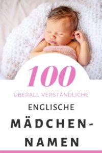 100 Englische Mädchennamen: Hitliste & Vorschläge