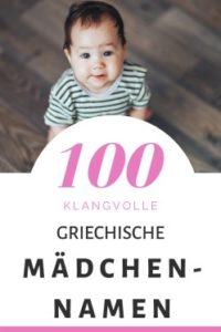 100 Griechische Mädchennamen: Hitliste & Vorschläge
